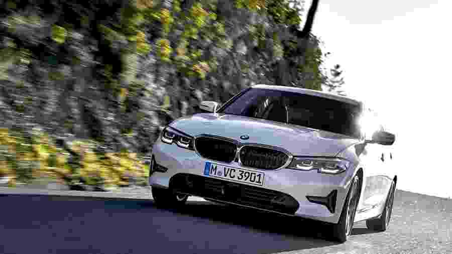 BMW 320i teve 507 unidades vendidas em junho - Divulgação