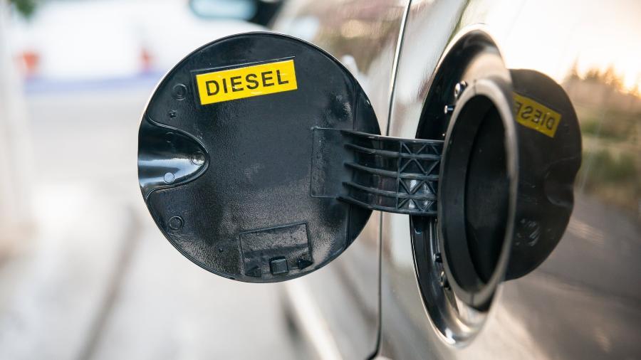Diesel sobe 4,37% nos postos em fevereiro, 4º mês seguido de alta, diz Ticket Log - Foto: Shutterstock