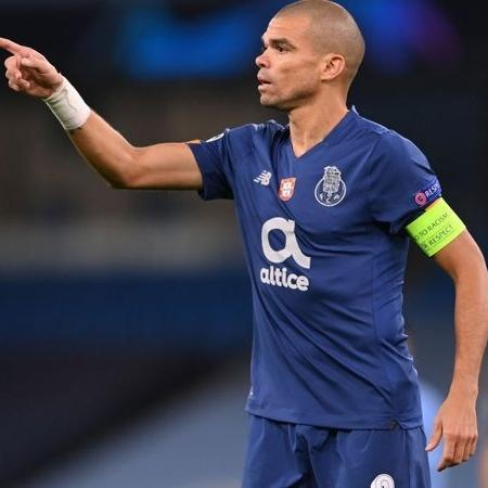 Pepe, do Porto, detonou Jorge Jesus - GettyImages
