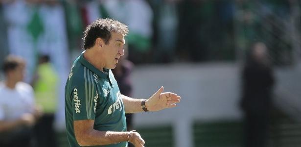 Cuca, técnico do Palmeiras