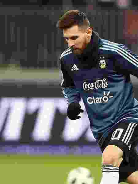 Messi desfalca Argentina em amistoso contra a Espanha. false. Lionel Messi  acabou vetado de última hora pela Argentina eb34c836b8f48