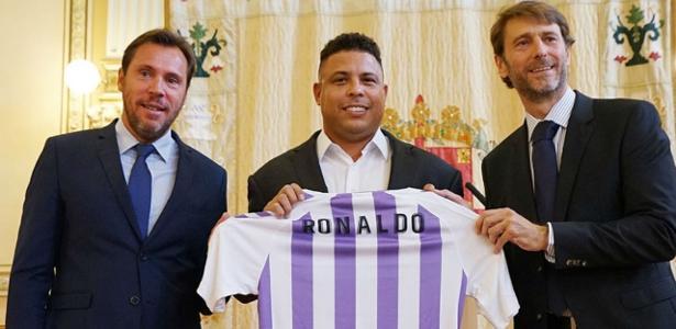 'Sem precedentes' | Ronaldo prega home office e adapta time que preside na Espanha