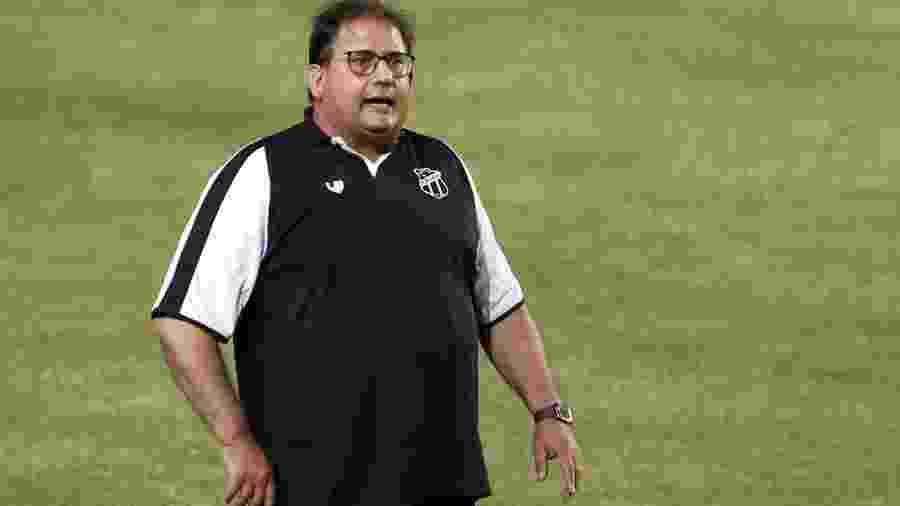 Ceará é comandado pelo ex-técnico do Sport, Guto Ferreira.                              -                                 MARCELO MALAQUIAS/ESTADãO CONTEúDO