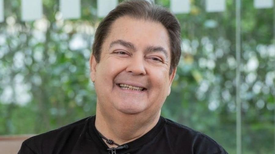 Faustão (Foto: Reprodução/TV Globo) - Reprodução / Internet