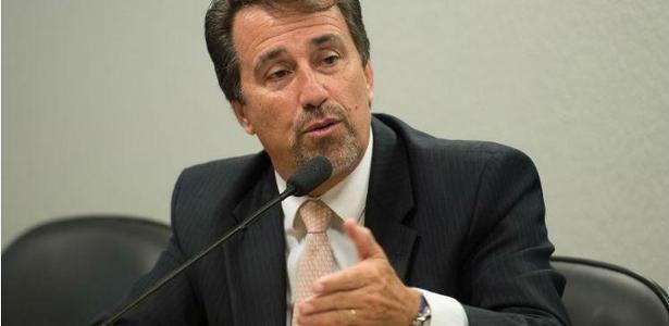 Gilberto Occhi foi empossado nesta segunda-feira como ministro da Saúde, no lugar de Ricardo Barros