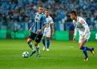 Luan volta a despistar sobre futuro e gremistas comemoram vantagem - Lucas Uebel/Grêmio FBPA