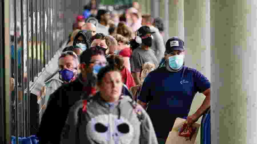 Cifras sobre seguro-desemprego nos EUA são errôneas, afirma agência - Reuters
