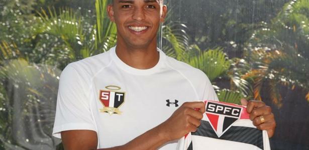 Zagueiro ficará no Tricolor emprestado até o fim da próxima temporada