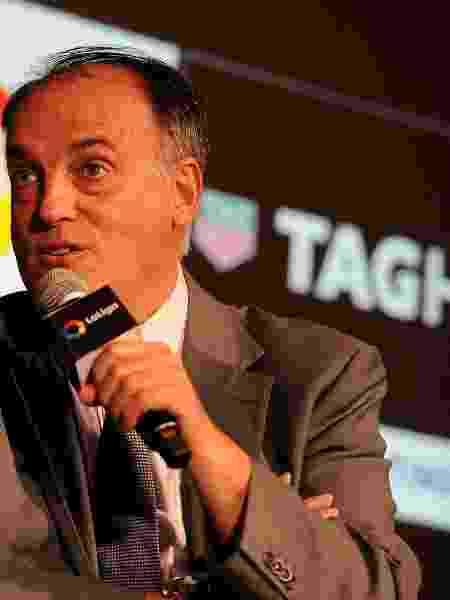 Javier Tebas, presidente de La Liga (Photo by Denis Doyle/Getty Images for Tag Heuer) - false