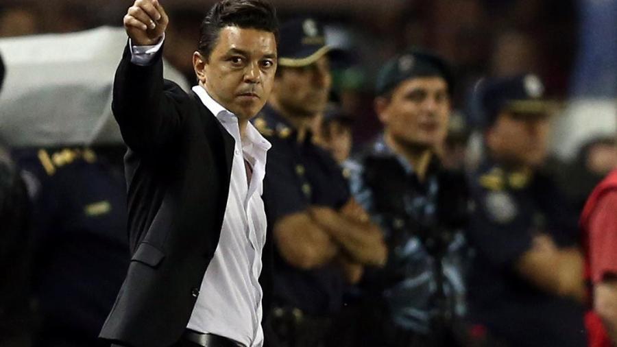 0e2b9c6589 Conmebol se antecipa ao Grêmio e abre processo sobre  caso Gallardo ...