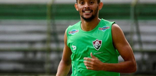 Gustavo Scarpa tem contrato com o Fluminense até 2020
