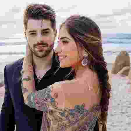 DJ Alok e a namorada, Romana Novais - Reprodução/Instagram