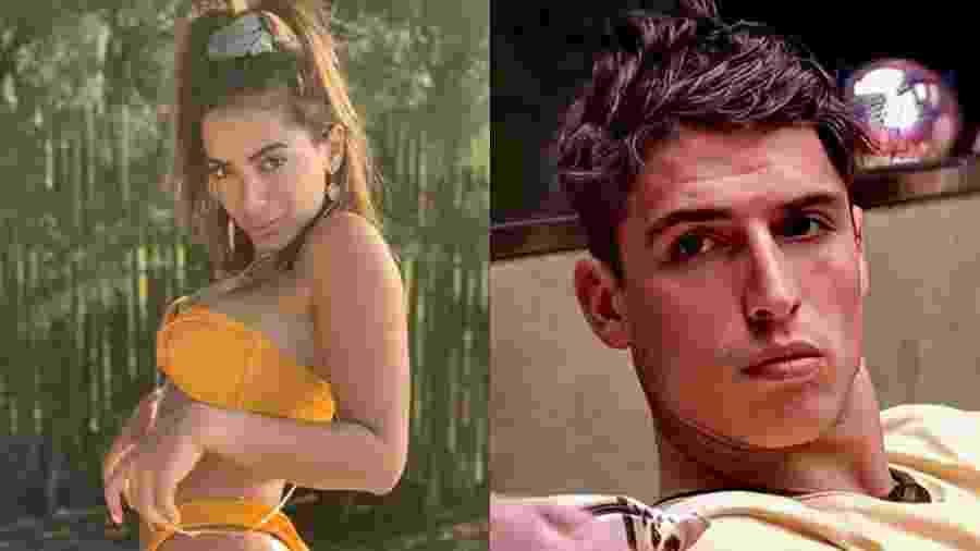 Anitta e Felipe Prior - Reprodução
