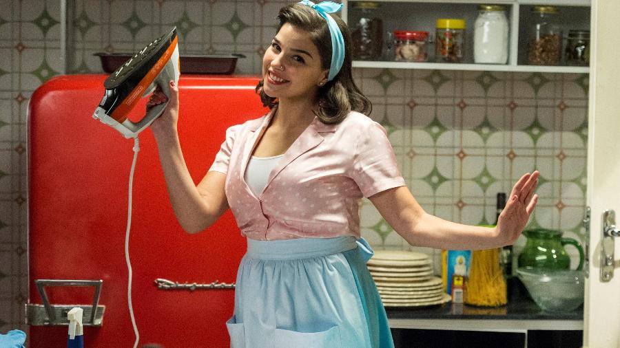 Keyla (Gabriela Medvedovski) em Malhação: Viva a Diferença (Globo/Estevam Avellar). - Reprodução / Internet