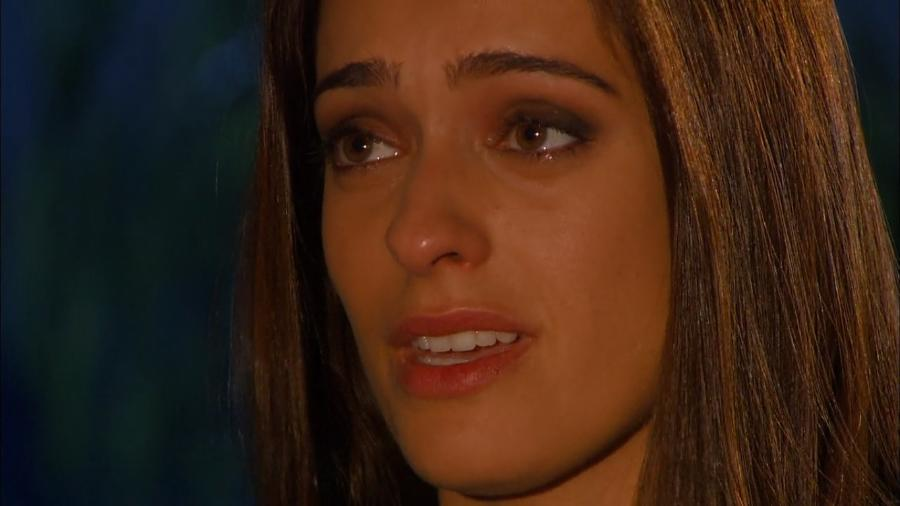 Maria Cecília (Lisandra Cortez) em cena de Chiquititas (Reprodução / SBT) - Reprodução / Internet