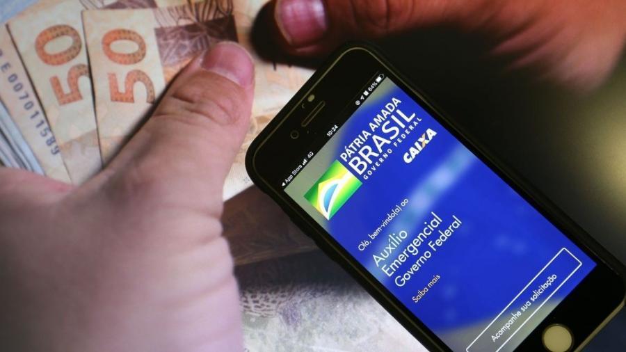 PEC emergencial cria cláusula de calamidade para pagar auxílio em 2021 -                                 MARCELLO CASAL JR/AGêNCIA BRASIL
