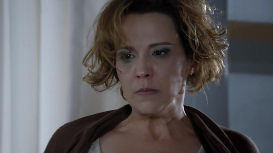 Ana Beatriz Nogueira interpreta Eva em A Vida da Gente (Reprodução: Globo) - Reprodução / Internet