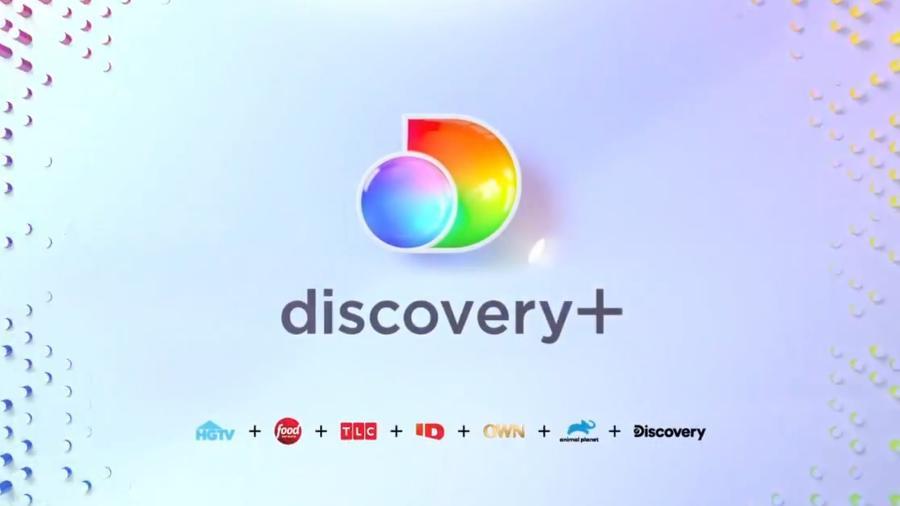 Logo do Discovery+, que não tem mais data certa de lançamento  - Reprodução / Internet