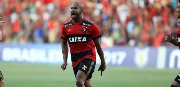 Volante Patrick, pelo Sport, foi o terceiro maior ladrão de bolas do Brasileiro