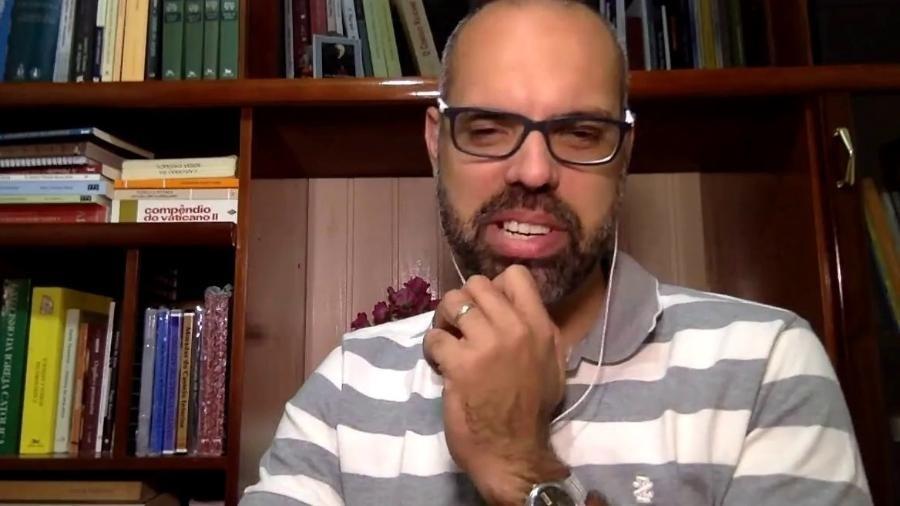 Allan dos Santos, criador do blog bolsonarista Terça Livre -  Reprodução internet