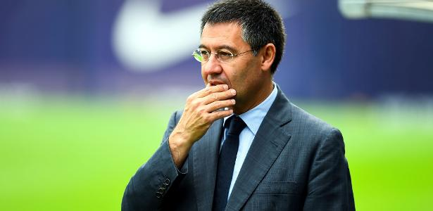 Presidente do Barcelona, Josep Maria Bartomeu alertou sobre conduta do PSG no mercado