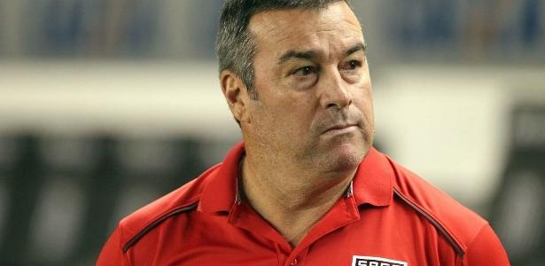 O ex-jogador e auxiliar técnico do São Paulo, Pintado - Felipe Rau/Estadão Conteúdo