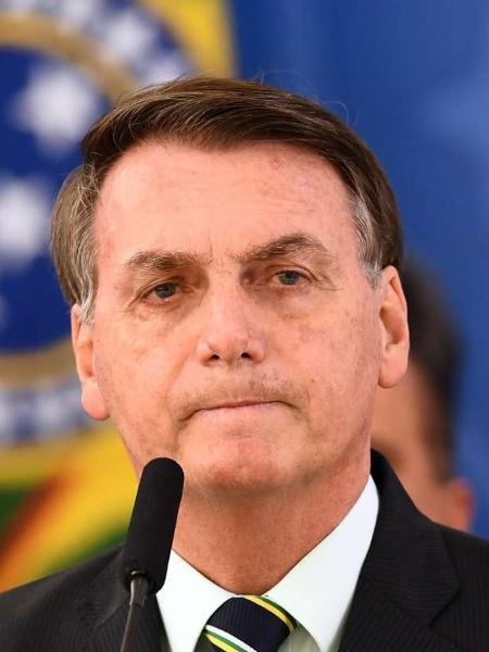 Bolsonaro pretendia fazer discurso em cadeia nacional neste sábado (16)                              -                                 EVARISTO SA/AFP