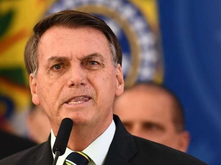 Bolsonaro volta a dizer que morrer é normal no dia em que óbito é ...