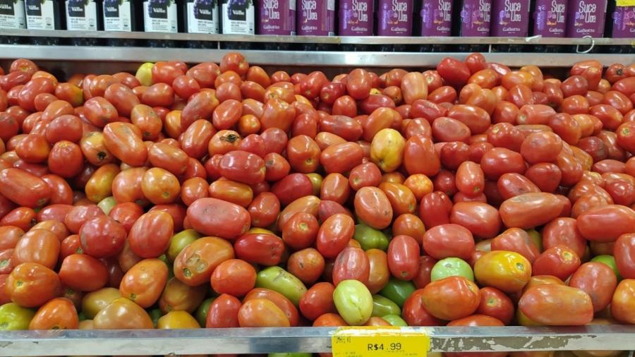 Pressão de inflação de alimentos é generalizada, diz presidente do BC -                                 MARCELO APRíGIO/JC