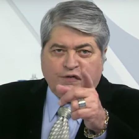 José Luiz Datena no Brasil Urgente (Reprodução/Band) - Reprodução / Internet