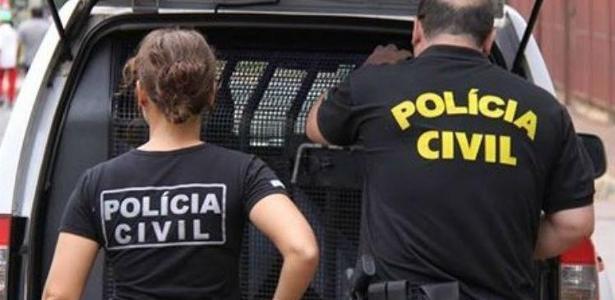 Agentes da Polícia Civil estão em ação no Sul do Rio