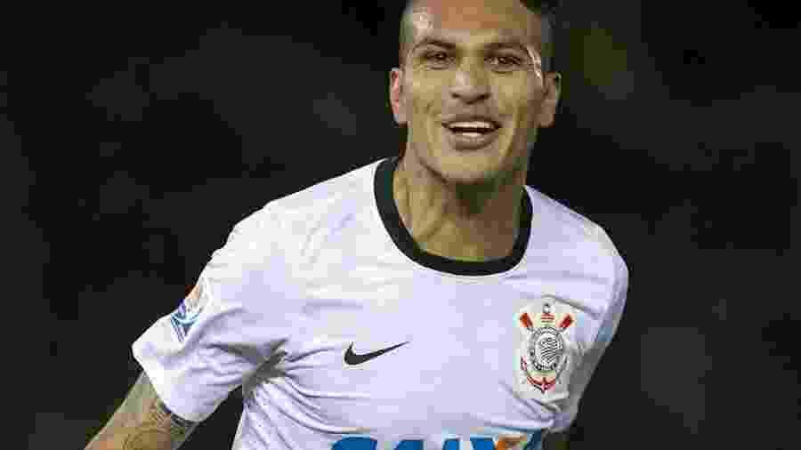 Guerrero fez o gol do título do Mundial para o Corinthians no Japão - Daniel Augusto Jr/Corinthians