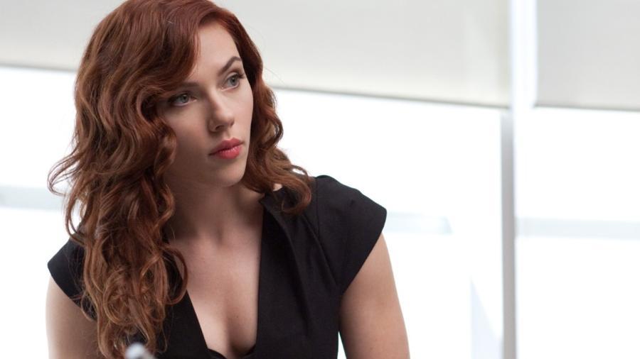 Scarlett Johansson é a Viúva Negra - Reprodução / Internet