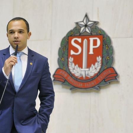 O deputado estadual Douglas Garcia (PSL-SP).  - Divulgação/Alesp - Divulgação/Alesp