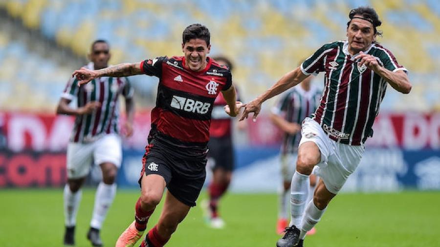 Flamengo e Fluminense se enfrentam na final do Campeonato Carioca-2020. Não se sabe como será o torneio a partir de 2021 - Reprodução / Internet