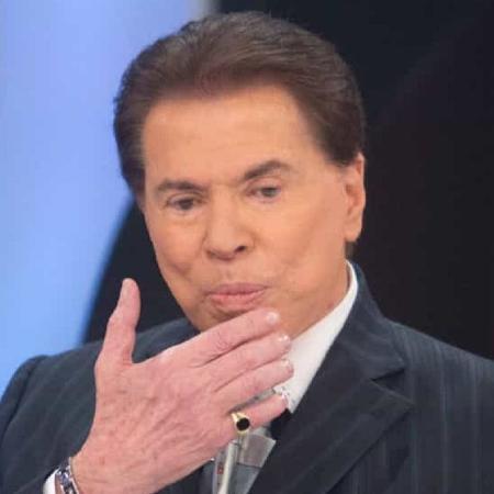 O apresentador e dono do SBT, Silvio Santos  - Reprodução / Internet