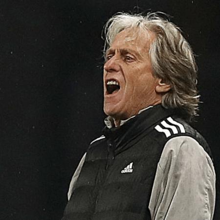 Jorge Jesus tem contrato com o Benfica até junho de 2022 - GettyImages