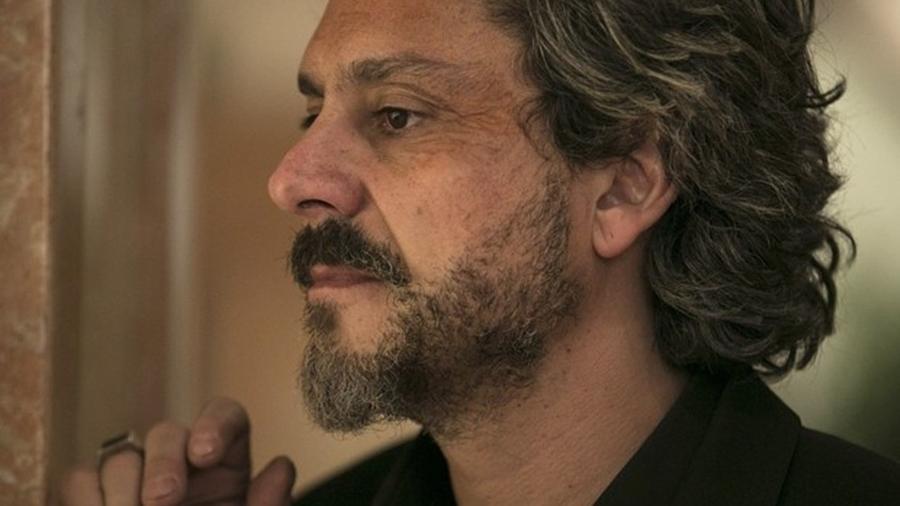 José Alfredo (Alexandre Nero) pede o divórcio a Maria Marta (Lilia Cabral)  - Reprodução / Internet