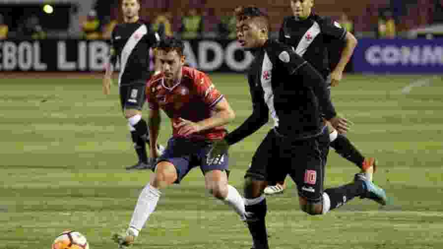Vasco entra no grupo 5 ao lado de Cruzeiro, Racing e Universidad de Chile - Carlos Gregório Jr/Vasco.com.br