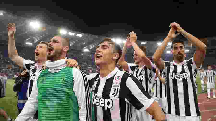 Juventus reforça status de potência na Itália. Mas falta conquistar ... 5b825cabfa7b8