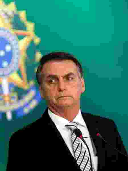 Jair Bolsonaro notifica próprio partido - Agência Brasil