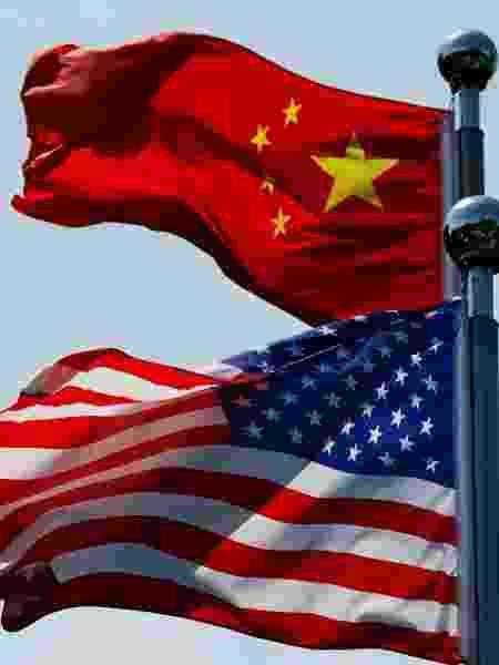 A fase 1 do acordo comercial entre EUA e China foi alcançada no mês passado  - Aly Song/Reuters