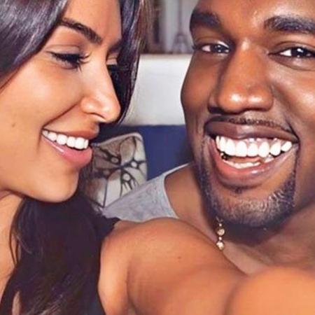 Kim Kardashian e Kanye West se isolaram para cuidar da saúde mental do rapper - Reprodução / Internet