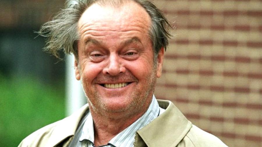 """""""Olhar de Jack Nicholson"""" virou até sinônimo de ter as sobrancelhas bem arqueadas - Divulgação"""