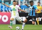 Grêmio perde a terceira seguida e liga alerta com declínio no returno (Foto: Itamar Aguiar/Agência Free Lancer/Estadão Conteúdo)