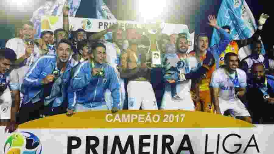 Divulgação/Primeira Liga
