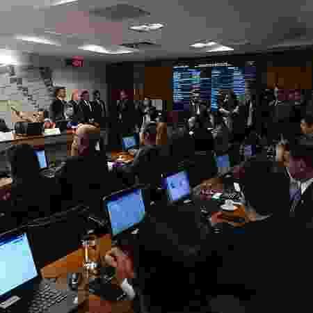 A CPMI das Fake News investiga a divulgação de notícias falsas na internet  - Marcos Oliveira/Agência Senado