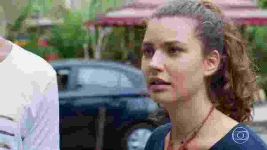Alanis Guillen como Rita em Malhação: Toda Forma de Amar (Reprodução / GloboPlay) - Alanis Guillen como Rita em Malhação: Toda Forma de Amar (Reprodução / GloboPlay)