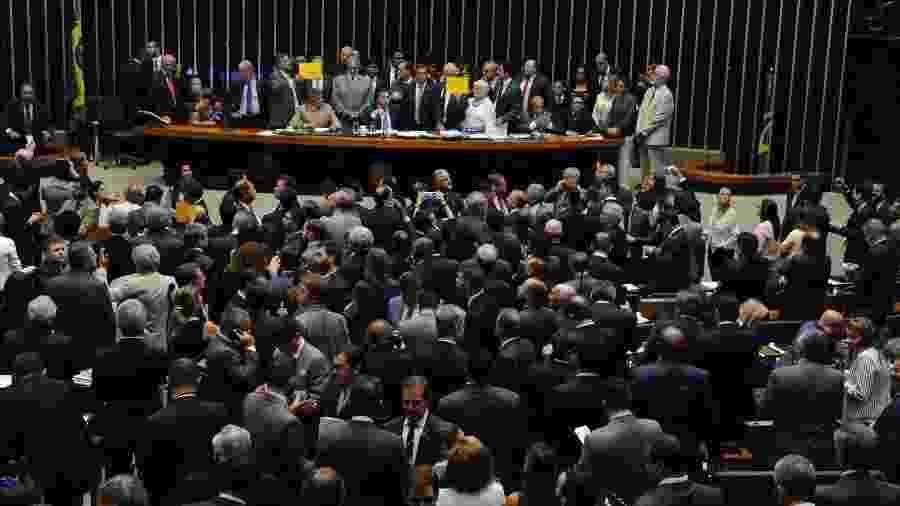 Sessão da Câmara