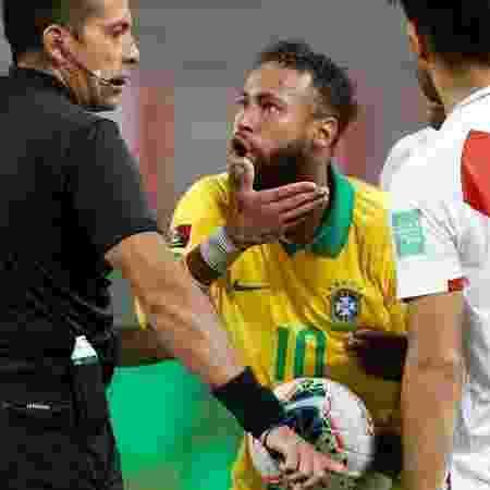 Brasil venceu o Peru pelas Eliminatórias em jogo com transmissão da CBF  - GettyImages